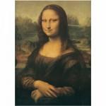 Puzzle  Ravensburger-15296 Léonard de Vinci : La Joconde