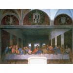 Puzzle  Ravensburger-15776 Léonard de Vinci : La Cène