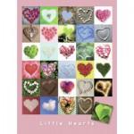 Puzzle  Ravensburger-16294 Little Hearts / Petits Coeurs