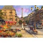 Puzzle  Ravensburger-16309 Paris Vintage