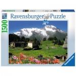 Puzzle  Ravensburger-16344 Le Monal - Saint-Foy Tarentaise