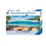 Puzzle  Ravensburger-16700 Le Naufragé
