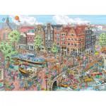 Amsterdam 1000 pièces - Ravensburger