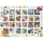 Collection de Timbres 1000 pièces - Ravensburger