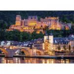 Heidelberger Abendstimmung 1000 pièces - Ravensburger