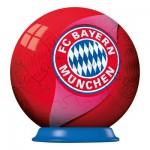 Ravensburger-72738-11857 Puzzle Ball 54 pièces - Football Club Bayern de Munich