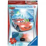 Ravensburger-73867-09452-01 Mini Puzzle - Cars