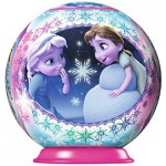 Ravensburger-79467-11913-03 Puzzle Ball - La Reine des Neiges