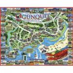 Puzzle  White-Mountain-1004 Ogunquit - Maine