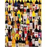 Puzzle  White-Mountain-1058 Bouteilles de Vin