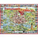 Puzzle  White-Mountain-363 Portsmouth, New Hampshire, USA