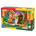 Puzzle  Dtoys-60488-PV-06 Pièces XXL : Hansel et Gretel