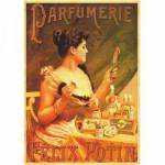 Puzzle  DToys-67555-VP07 Poster vintage - Parfumerie Félix Potin