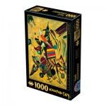 Puzzle  Dtoys-72849-KA-04 Kandinsky Vassily : Points
