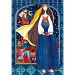 Puzzle  Dtoys-72870-KA-03 Andrea Kürti: Arabian Nights