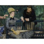 Puzzle  Dtoys-73068-MA-03 Manet Édouard : Dans la Serre, 1879