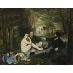 Puzzle  Dtoys-73068-MA-04 Manet Édouard : Le Déjeuner sur l'Herbe, 1862