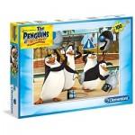 Puzzle  Clementoni-07254 Les Pingouins de Madagascar
