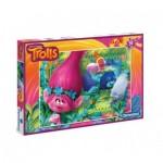 Puzzle  Clementoni-07429 Pièces XXL - Trolls