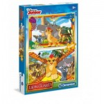 Puzzle  Clementoni-08423 The Lion Guard