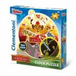Clementoni-23027 Puzzle Horloge - The Lion Guard