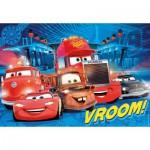 Clementoni-23669 Puzzle XXL - Cars