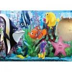 Puzzle  Clementoni-24472 Pièces XXL - Finding Nemo