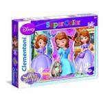 Puzzle  Clementoni-26903 Princesse Sofia