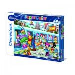 Puzzle  Clementoni-27884 Le Train Disney