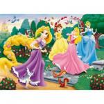 Puzzle  Clementoni-29660 Raiponce et ses amies
