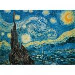Puzzle  Clementoni-30314 La nuit étoilée