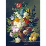 Puzzle  Clementoni-31415 Vase de fleurs