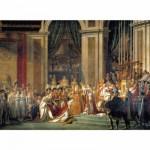 Puzzle  Clementoni-31416 Le Sacre de Napoléon