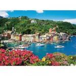 Puzzle  Clementoni-31986 Portofino, Italie