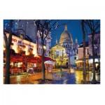 Puzzle  Clementoni-31999 Paris Montmartre