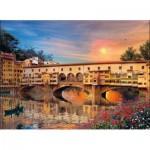 Puzzle  Clementoni-39220 Florence