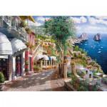 Puzzle  Clementoni-39257 Italie, Capri