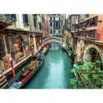 Puzzle  Clementoni-39328 Venise
