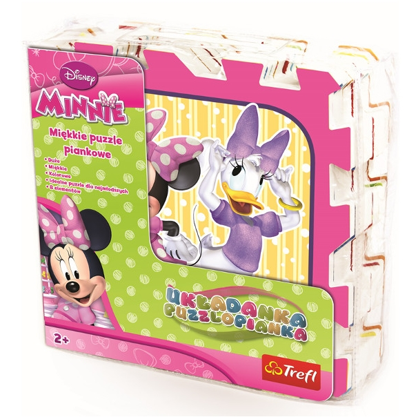 Puzzle en Mousse - Minnie Puzzle acheter en ligne