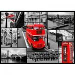 Puzzle  Trefl-10278 Londres