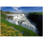 Puzzle  Trefl-10314 Chute d'or, Islande