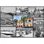 Puzzle  Trefl-10345 Pologne, Sopot : Collages