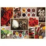 Puzzle  Trefl-10358 Décoration de la Cuisine