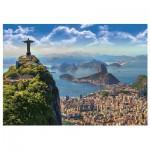 Puzzle  Trefl-10405 Rio de Janeiro