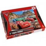 Puzzle  Trefl-13123 Cars à Porto Corso
