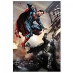 Puzzle  Trefl-13201 Batman contre Superman