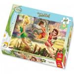Puzzle  Trefl-15202 Les fées s'amusent