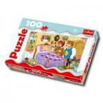 Puzzle  Trefl-16202 Boucles d'or et les Trois Ours