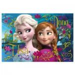 Puzzle  Trefl-16255 La Reine des Neiges
