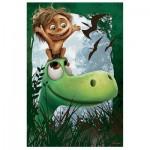 Puzzle  Trefl-17278 Disney Le Petit Dinosaure